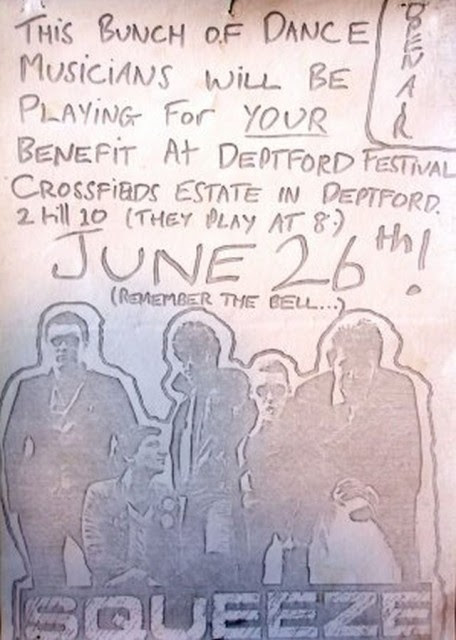 Flyer del festival cortesía de Dave, de packetofthree.com