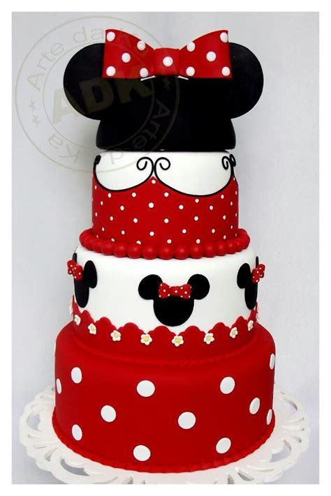 87 best images about CAKES   Mickey/Minnie and Friends on