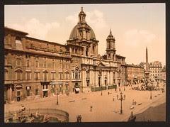 [Piazza Navona, Rome, Italy] (LOC)