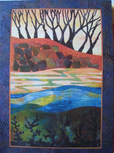 Coastal Strata by Gloria Loughman, 2010