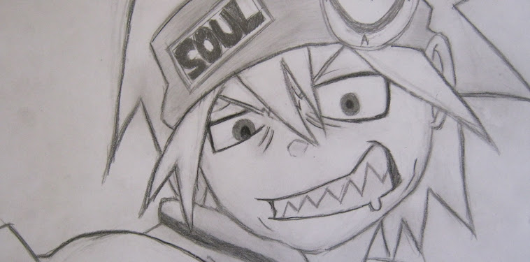 Anime Soul Eater Drawing