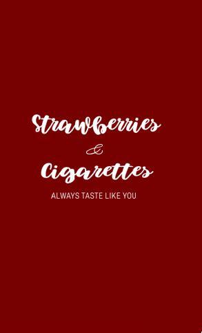 strawberries cigarettes troye sivan song lyrics