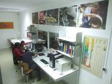 Algo sobre nós...Sala de Investigação do Laboratório de Paleontologia e Paleoecologia