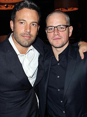 Matt Damon Defends Ben Affleck as Batman – But Won't Be Robin