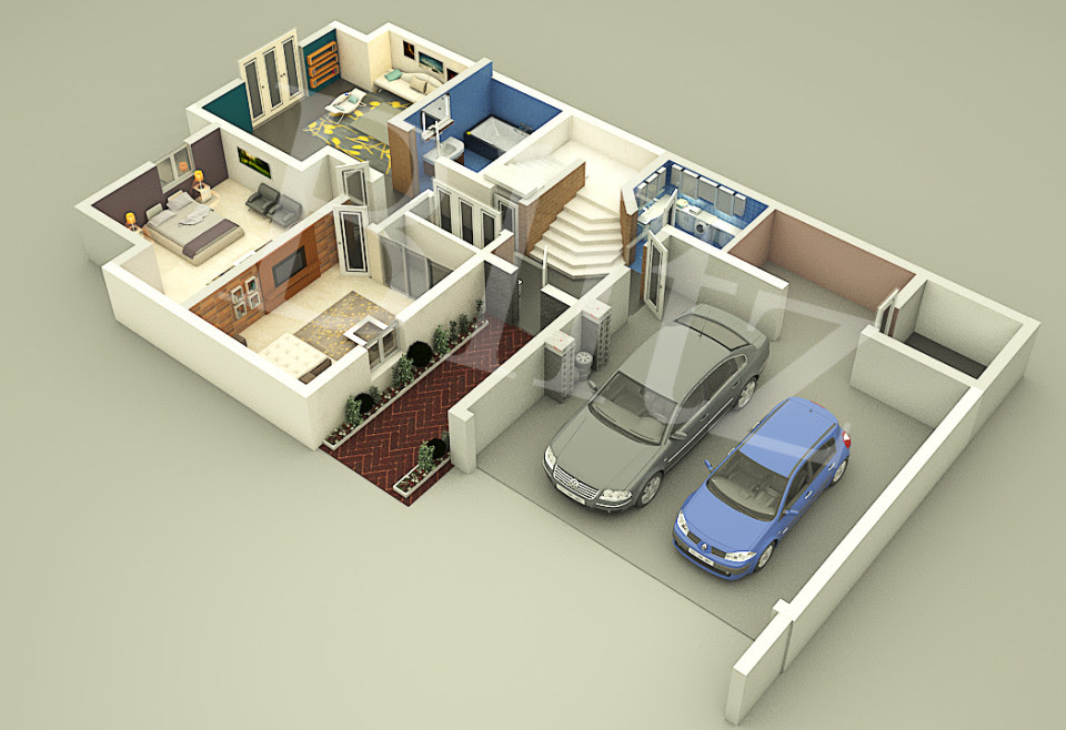 Benefits Of Using Architectural 3d Floor Plan The Engineering Exchange