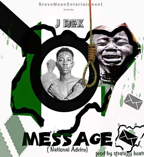 MUSIC: Jrex - Message (Mix by Strategy)