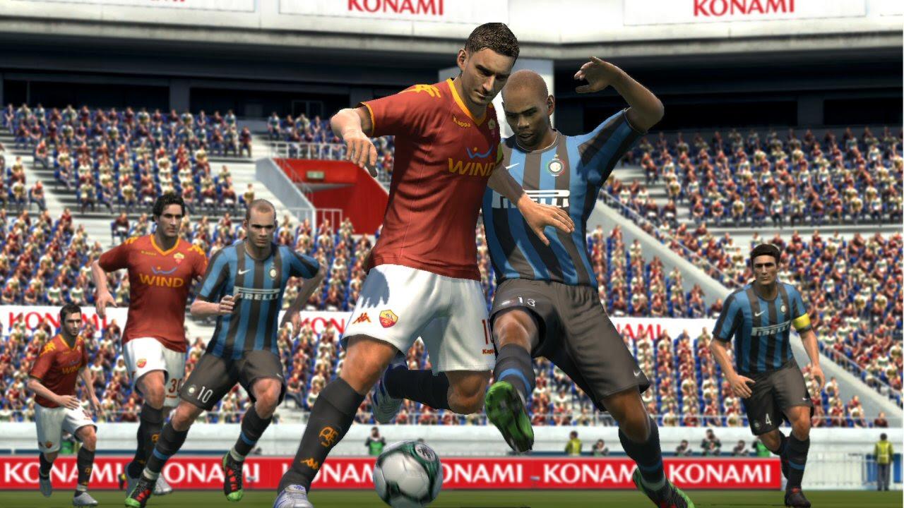 تحميل لعبة كرة القدم بيس 11 - Pro Evolution Soccer 2011