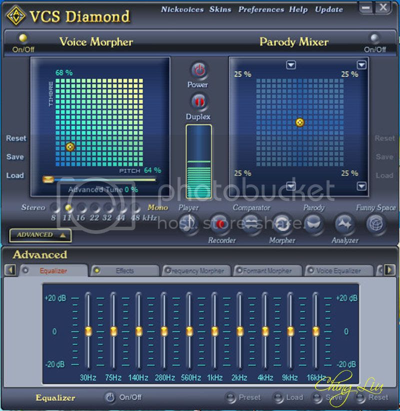 Voice Changer Software Diamond 7.0