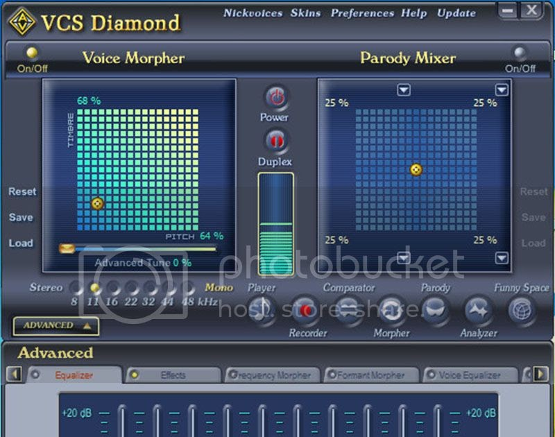Voice changer diamond 7.0