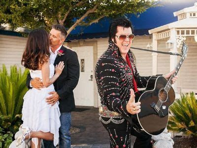 The Best Las Vegas Elvis Wedding Packages