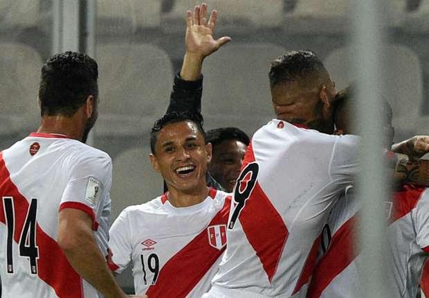 Peru 1-0 Paraguay: Farfan nets winner