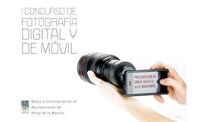 I Concurso de Fotografía digital y de móvil