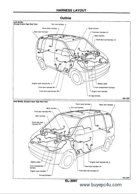 Nissan Serena - C23 series Vanette Cargo E - HC23 series