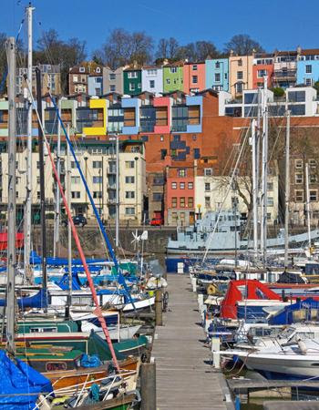 Bristol, en Angleterre