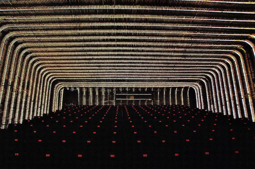 #16 Cineteca De El Matadero, Madrid. Spain