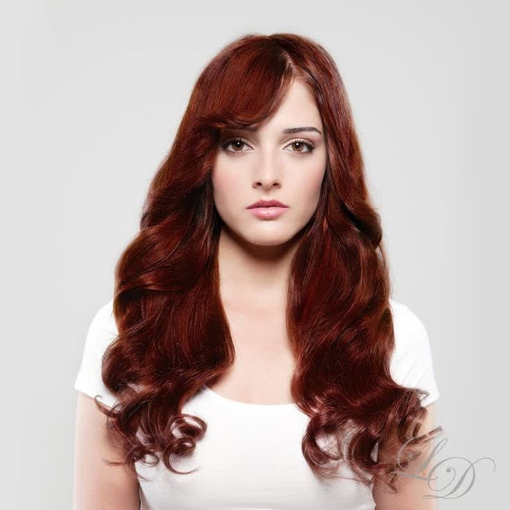 2019 Dark Red  Hair  Color  Trends 2019 Haircuts