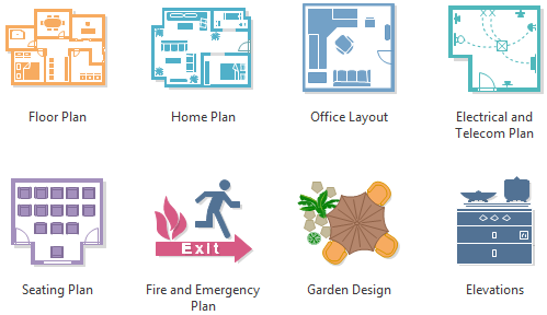 Floor Plan Software - Create Floor Plan Easily From Templates and
