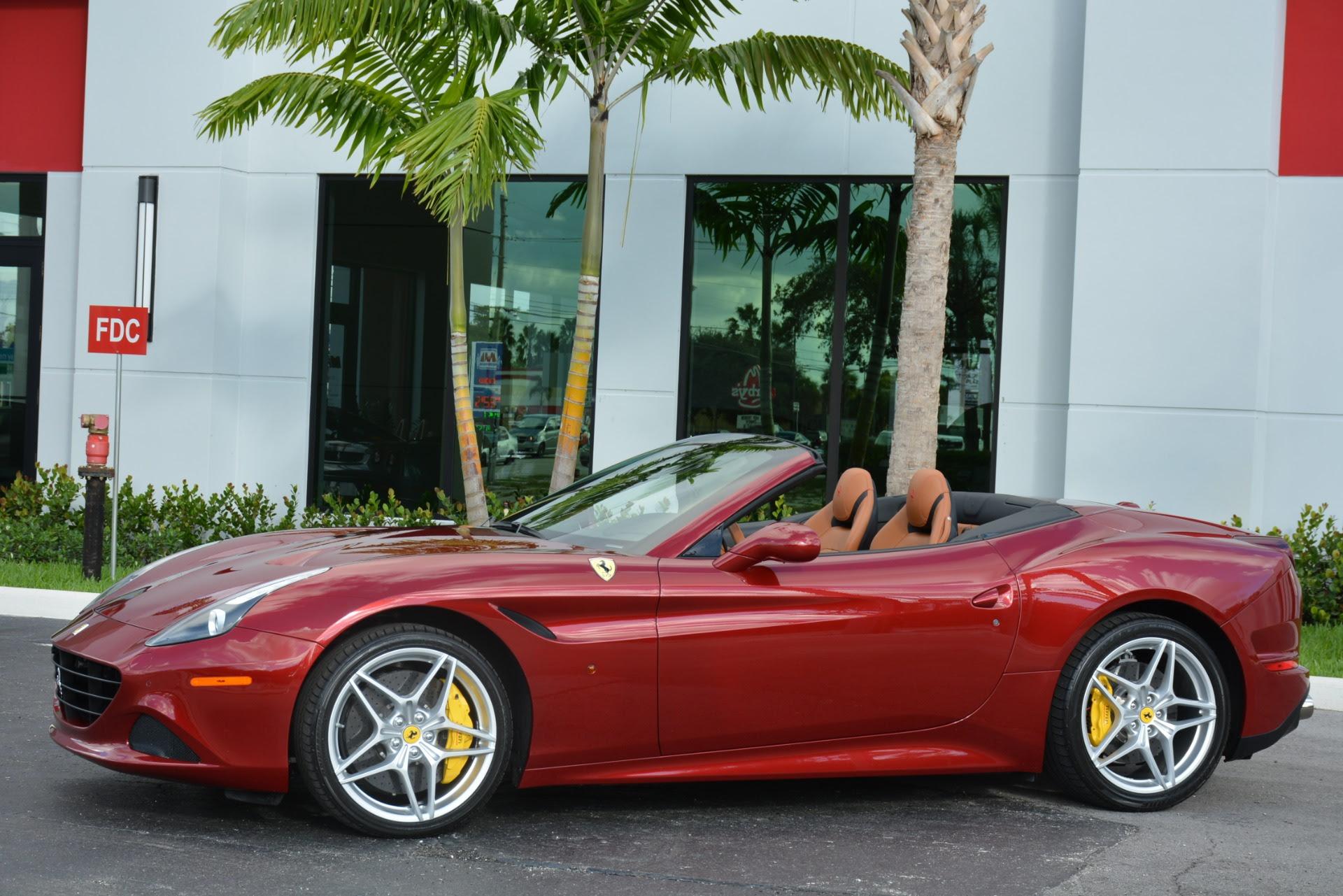Used 2015 Ferrari California T For Sale ($157,900 ...