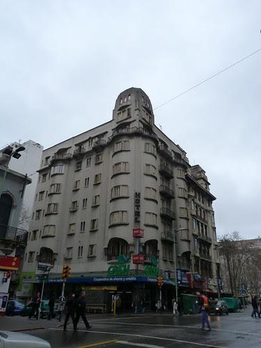 Hotel Aramaya, Montevideo