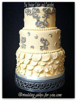 Wedding Cakes Pictures And Cake Decorating Ideas From