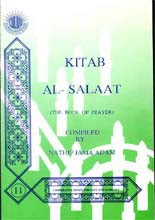 KITAB AL- SALAAT THE BOOK OF PRAYER