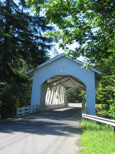 Hannah Covered Bridge
