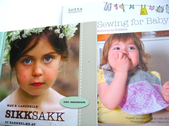New sewing books
