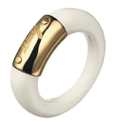 Dolce Gabbana Stainless Steel Designer Rings