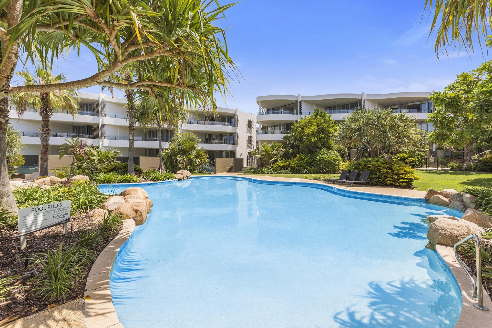 hotel near Kingscliff Cotton Beach on the Pool 66