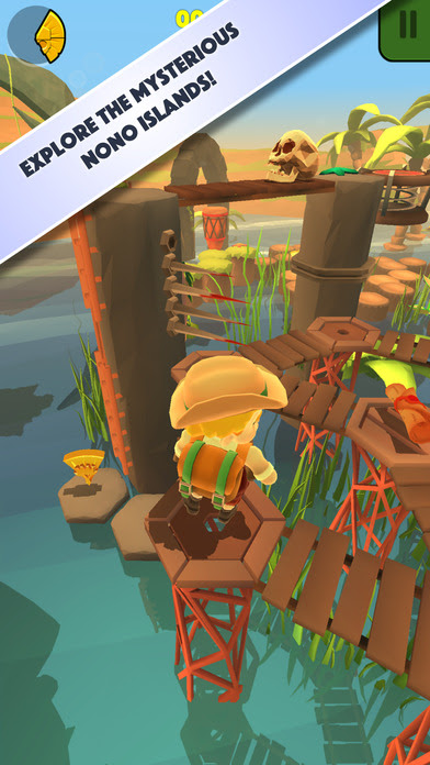 chơi game Nono Islands cho điện thoại apk