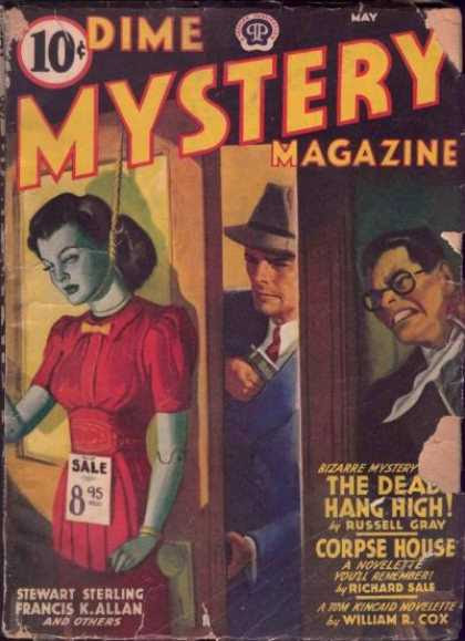 Dime Mystery 39