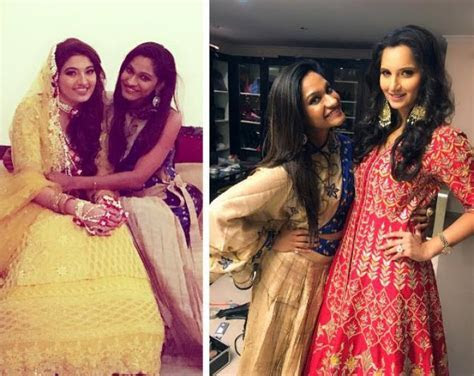 Sania Mirza's Sister Anam Mirza Had Royal Muslim Wedding