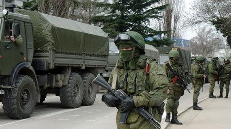 Συμφωνία με το Κίεβο του 1997 καλύπτει τη Μόσχα στην Κριμαία;