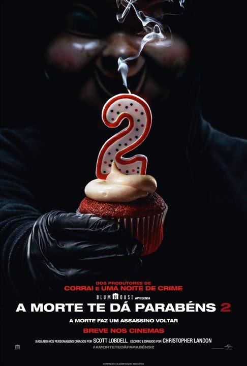 A Morte Te Dá Parabéns 2 : Poster