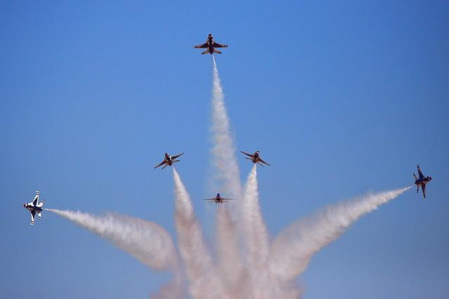 IMG_3397 Thunderbirds, Travis AFB Air Show