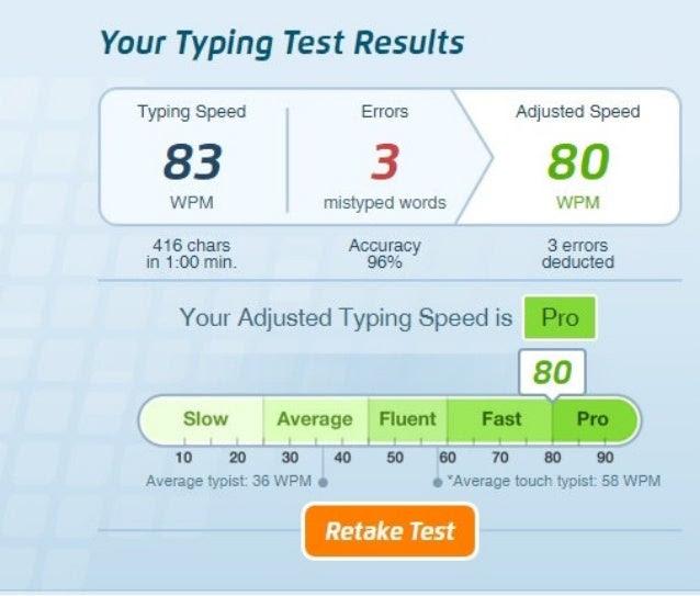 Typing Test Download