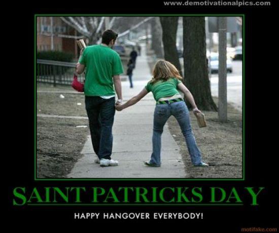 Happy St Pattys Vomit Day Nyc The Regular Guy Nyc