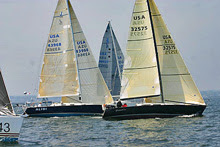 J/35 Paladin starting Block Island race