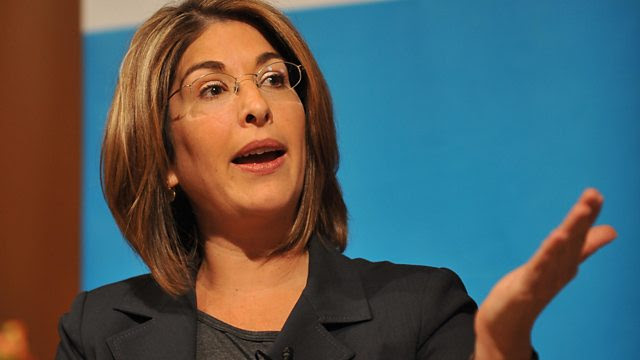 Image for Naomi Klein on climate change and growth