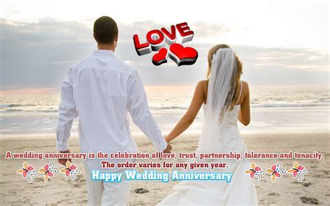 Wedding anniversary wishes love couple wallpapers and