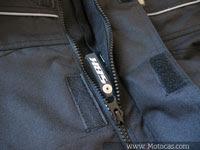 zíper jaqueta sbk v6
