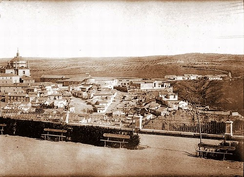 Paseo del Miradero. Toledo.