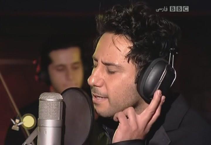 شهیاد - من بیشتر اجرای زنده