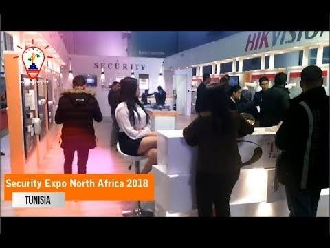 فيديو : مواكبة حصرية لفعاليات معرض شمال إفريقيا للسلامة SECURITY EXPO 2018