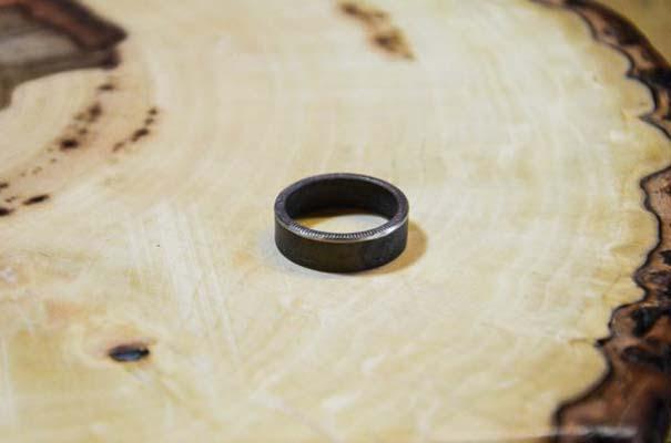 Πως ένα νόμισμα μπορεί να μετατραπεί σε δαχτυλίδι (10)