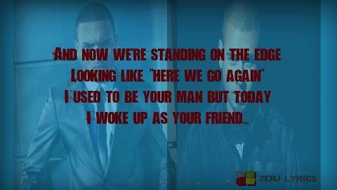 Chris Brown Woke Up As Your Friend Lyrics