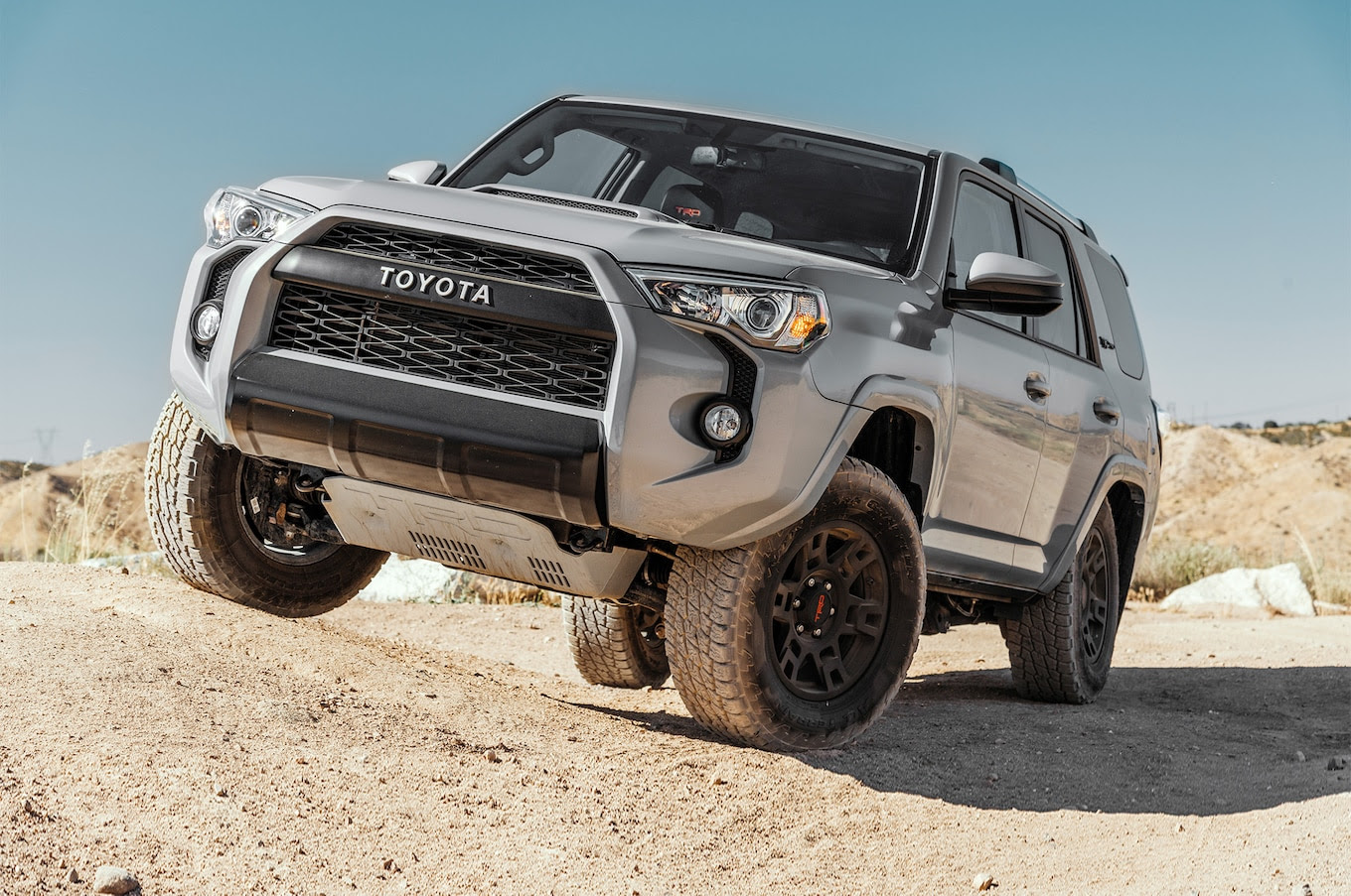 2017 Toyota 4Runner TRD Pro First Test: Off-Road Overkill ...