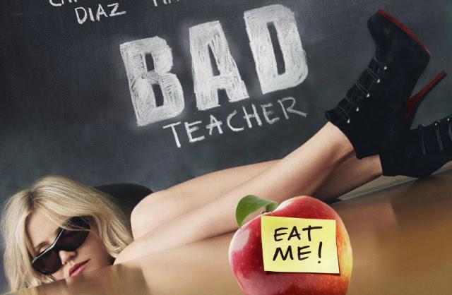 movie review bad teacher lifestyle blog