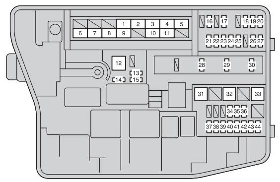 Diagram 2004 Toyota Corolla Fuse Box Diagram Full Version Hd Quality Box Diagram Sitexsears Filmarco It