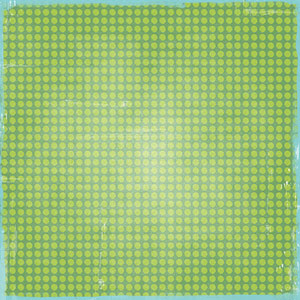 GREEN/BLUE DOTS DIGITAL PAPER